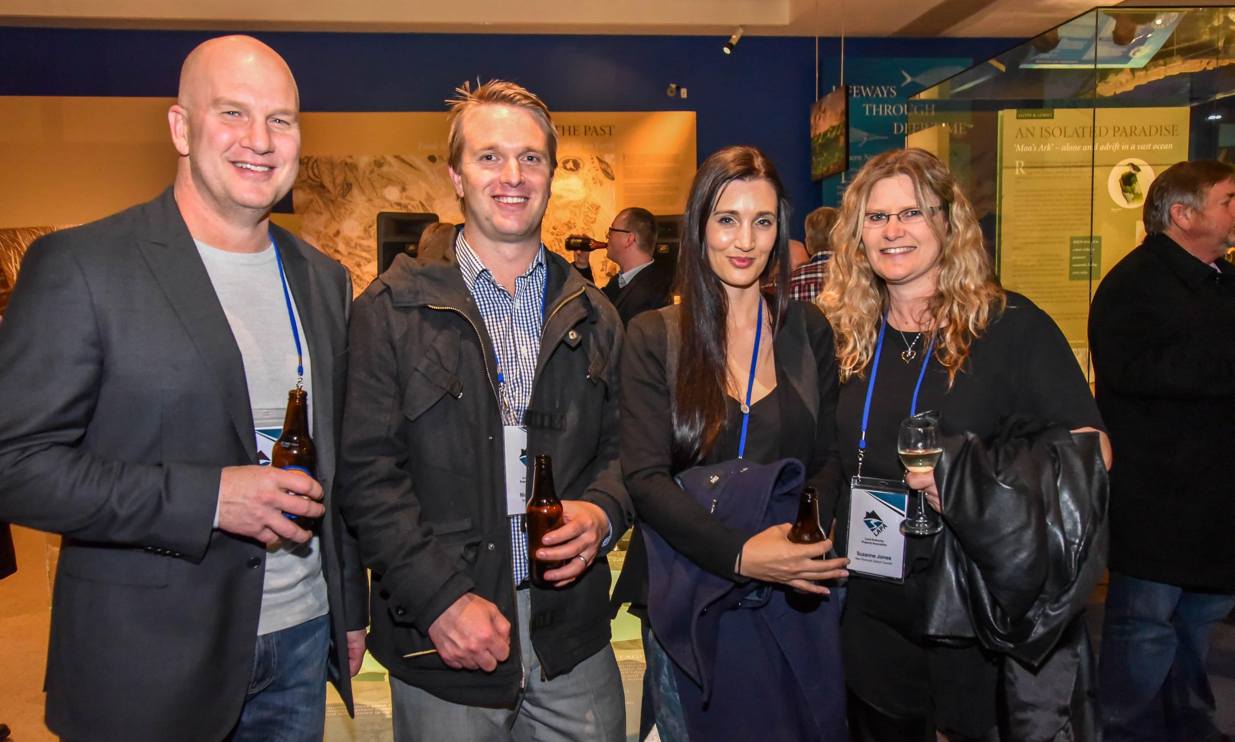 2015 LAPA Conference. Dunedin, New Zealand, 4-6 November 2015. Photo: Chris Sullivan